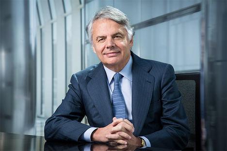 Ignacio Garralda, premio Forbes a la Filantropía 2019