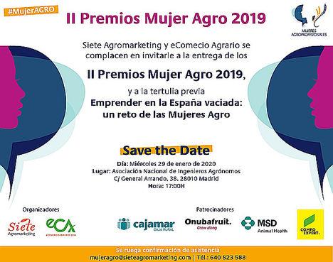 Cajamar, Onubafruit, Compo Expert y MSD Animal Health, empresas por la igualdad de la Mujer Agro