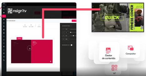 La multinacional japonesa iiyama elige la plataforma nsign.tv para incorporarla de serie en sus pantallas de Digital Signage