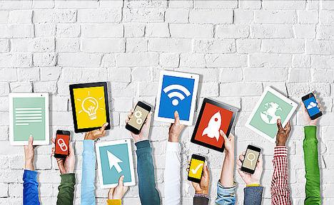Ponemos dispositivos inteligentes, pero infrautilizados, a trabajar