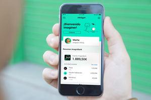imagin alcanza los 3 millones de usuarios y se consolida como líder en servicios financieros digitales para jóvenes