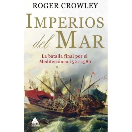 Imperios del mar, de Roger Crowley