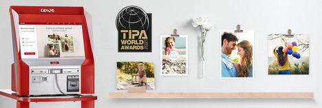 CEWE lidera en los prestigiosos premios de fotografía TIPA 2021
