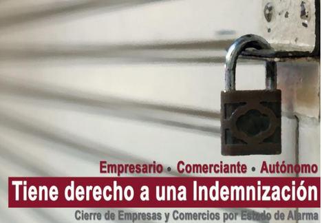 Reclaman indemnizaciones para los comercios cerrados por el estado de Alarma