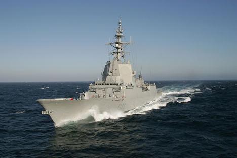 Indra y la Armada utilizan la inteligencia artificial para mejorar el mantenimiento de buques de nueva generación