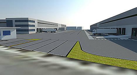 Prologis iniciará el desarrollo de 80.000 metros cuadrados en Cataluña
