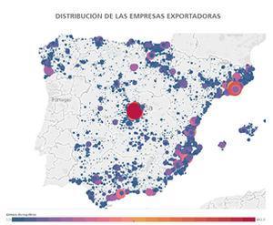 Solo el 8% de las empresas españolas tiene actividad internacional