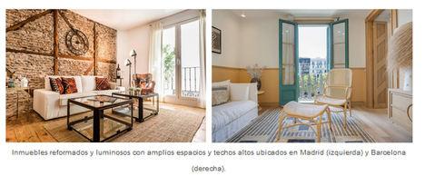 Las viviendas situadas en un barrio 'de moda' de Madrid o Barcelona valen hasta un 20% más