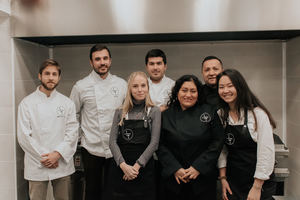 InMotionFood Equipo.
