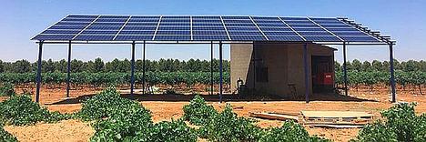 """Crowdlending"" para sustituir motores diésel por placas fotovoltaicas en explotaciones agrarias"