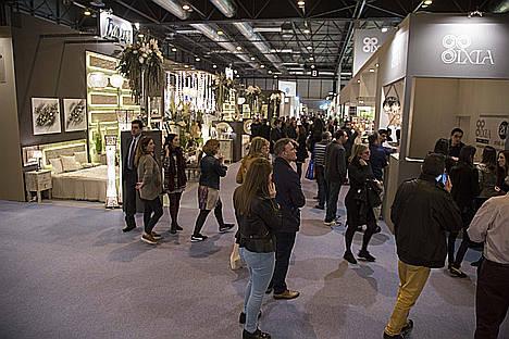El sector de artesanía continúa ganando presencia en el espacio Hecho a Mano de Intergift