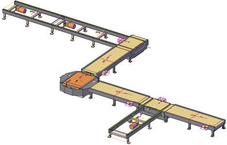 Menos esfuerzo de planificación para elaborar soluciones de flujo de materiales