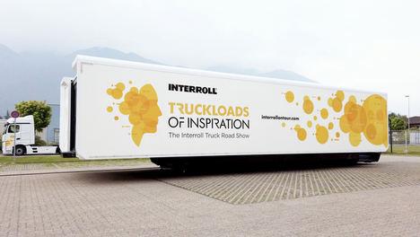 En la carretera con un camión lleno de inspiración