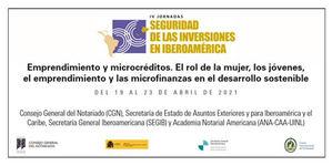 Las cuartas jornadas sobre Seguridad de las Inversiones en Latinoamérica continúan celebrándose hasta el 23 de abril de 2021