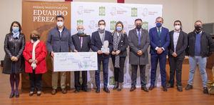 Una investigación sobre la restauración de cárcavas o chorreras para olivares en el valle del Guadalquivir obtiene el mayor galardón nacional del sector de la olivicultura