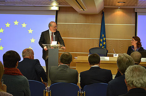 La presidencia rumana del Consejo de la Unión Europea se centrará en convergencia, seguridad, valores comunes y acción exterior