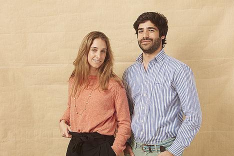 Jaime Landeta, y Jimena Von Knoblock, Apodemia.