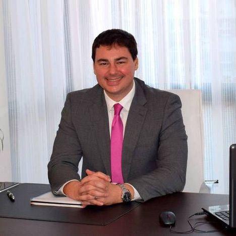 Javier Moya, fundador y socio director de MT Legal Lawyers.