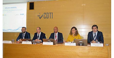 El sector eólico español impulsa la tecnología offshore como una alternativa competitiva y estratégica para el crecimiento de su industria
