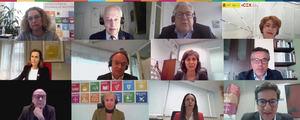 Jornada virtual organizada hoy por Spainsif y la Red Española del Pacto Mundial.