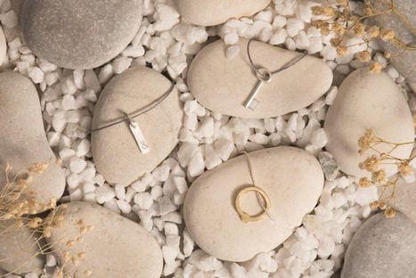 Una colección limitada de joyas, creadas con metales preciosos procedentes de móviles reciclados, nos alerta sobre el destino de los residuos electrónicos