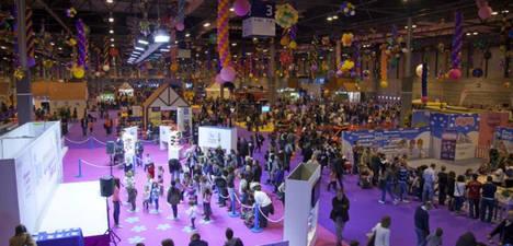 JUVENALIA 2016 acerca a los niños los juegos tradicionales
