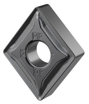 La KCS10B está disponible en las formas, tamaños y geometrías de plaquita más populares.
