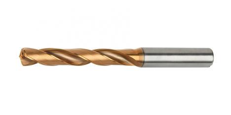 Kennametal presenta la broca de metal duro integral HPR