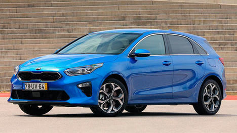 Kia Ceed 1.4 T-GDi Launch Edition