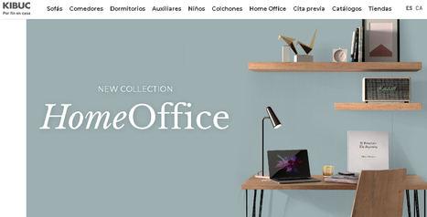 La marca española de muebles Kibuc amplía sus líneas de negocio apostando por el home office
