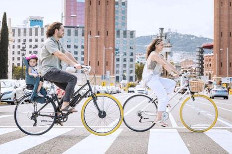 La nueva suscripción de bici de Kleta con mantenimiento y seguro antirrobo incluido en Barcelona