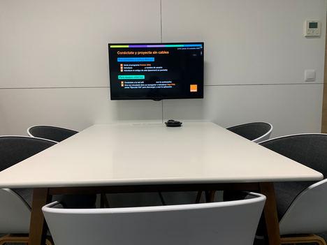 Salas abiertas y colaborativas, la apuesta de futuro de Orange
