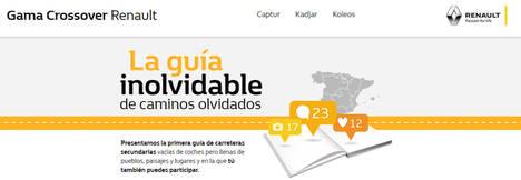 Las autovias españolas han desplazado a las carreteras secundarias dañando muchos negocios y dejando olvidados muchos tesoros de España