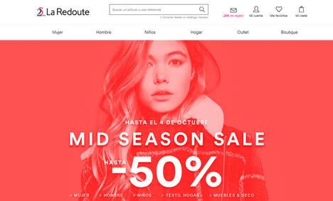 La Redoute incrementa sus ventas un 60% gracias a la personalización e innovación tecnológica