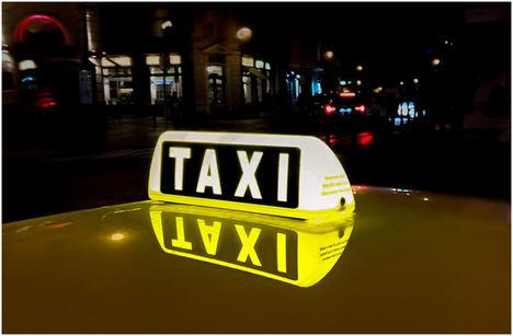 ¿Qué medidas están tomando las empresas de taxi y transporte en Cancún en estos tiempos?