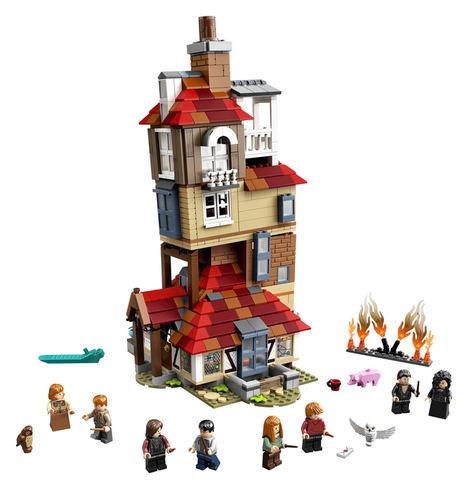 LEGO® desvela seis nuevos sets del Mundo Mágico de Harry Potter™