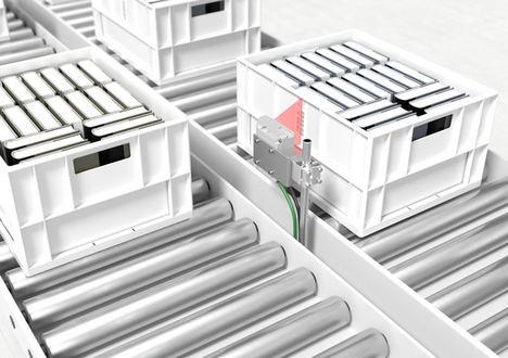 El nuevo BCL 200i está especialmente indicado para la identificación guiada de contenedores.