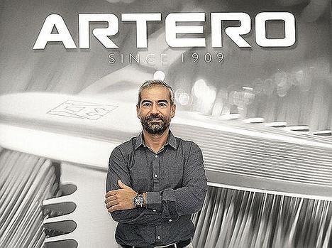 Álex Artero: