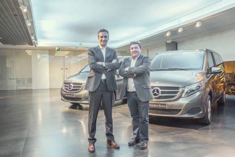 Quadis Rent a Car amplía su flota con 103 unidades más de Mercedes-Benz