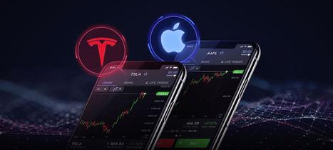 La división de acciones de Apple y Tesla abre el mercado a inversores más pequeños