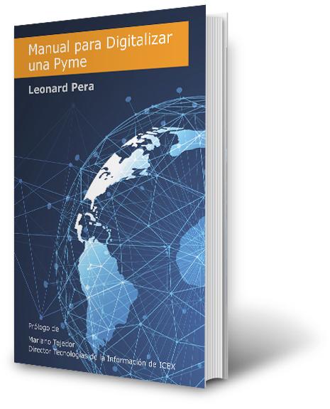 Manual para Digitalizar una Pyme, el libro efectivo para la economia post-Covid