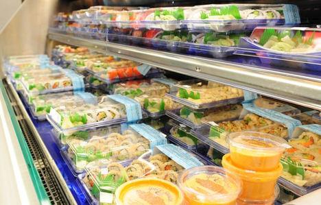 """El """"listo para comer"""" creció un 9,5% el año pasado, seis puntos más que el conjunto del gran consumo"""