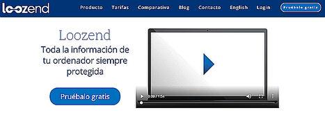 """La startup española Loozend permite a los coruñeses decir """"adiós al backup"""""""