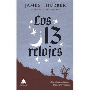 Los 13 relojes, de James Thurber