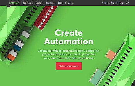 Loxone actualiza el software gratuito más completo para automatizar viviendas y edificios