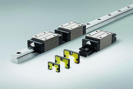 El sistema de lubricación K1-L de NSK mejora el funcionamiento de la guía lineal