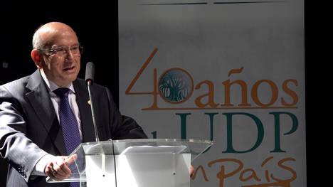 UDP celebró su 40 Aniversario