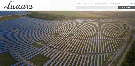 Luxcara, construirá el proyecto solar El Salobral con Grupotec Servicios Avanzados S.A.