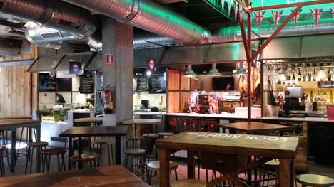 Durante cinco semanas el Mercado de San Ildefonso será el centro de la Cultura Urbana Internacional más vanguardista