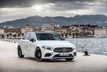 Nueva Clase A de Mercedes-Benz